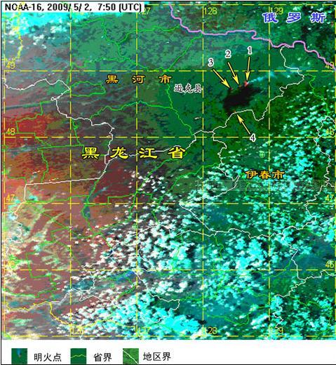 遥感监测已成为森林火灾发生预警的技术手段之一.