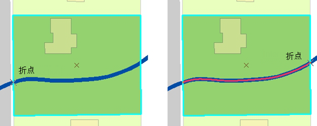 arcgis栅格 矢量图