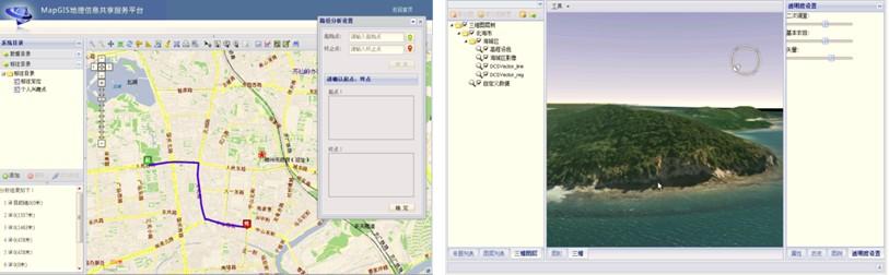 mapgis中国地图模板